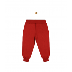 """""""Red Basic Silly"""" Trousers"""