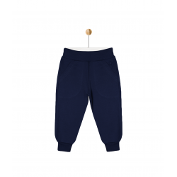 """""""Blue Basic Silly"""" Trousers"""