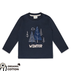 "Sweater "" Silly winter trees"""