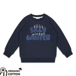 "Sweatshirt "" Silly Winter"""