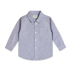"Camisa ""Winter blue"""