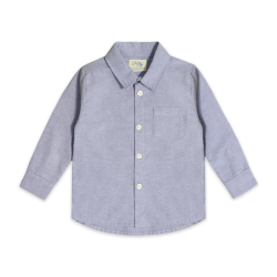 "Shirt "" Winter blue """