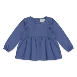 "Blouse "" Blue Snow"""