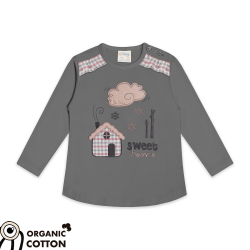 "Sweater "" Home Sweet home"""
