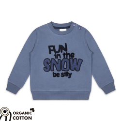"Sweatshirt "" Fun in the snow"""