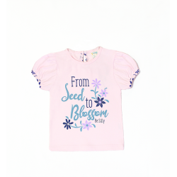 """""""From seed to Blossom"""" T-shirt"""