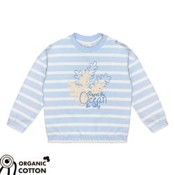 """Sweatshirt """"Respect the Ocean"""""""
