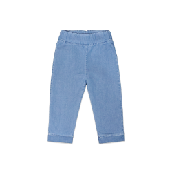 """Denim Bow"" Jeans"